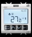 EASY Termostat - management umiditate - 2 module - ALB - CHORUS