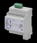 EASY UNIVERSAL DIMMER ACTUATOR - EASY - IP20 - 1 canal - 4 module - montare pe sina omega