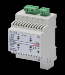 EASY UNIVERSAL DIMMER ACTUATOR - EASY - IP20 - 2 canale - 4 module - montare pe sina omega