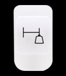 Lentila cu simbol iluminabil- WALL LIGHT
