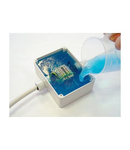 Cauciuc lichid izolant bicomponent magic power gel 1000 grame