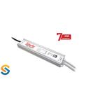 Sursa de alimentare pentru banda led-  150W 230AC/12VDC IP67 -garantie 7 ani