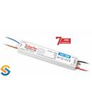 Sursa de alimentare pentru banda led-  18W 230AC/12VDC IP67 -garantie 7 ani