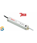 Sursa de alimentare pentru banda led-  20W 230AC/12VDC IP67 -garantie 7 ani