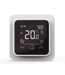 Cronotermostat, Wifi Control, cu senzor de pardoseala inclus 16A