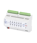 Variator LED 12 canale 12-24vdc 8Ax KNX