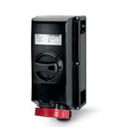Priza Antiex 16A 3P+N+E 400V IP66 6H cu interblocaj