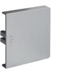 Piesă de capat pentru canal cablu metalic  GBD, 45mm, ALU