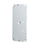ALUPRES STEEL MOUNTING PLATE L=185MM H=389MM
