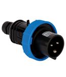CEE-EX Stecher / Fisa 16A 2P+E 380-400V 50-60HZ 9H 2D 3G