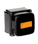 ALUPRES-EX doza conexiuni  din aliaj aluminiu 155X155X73 IP66 2D 2G