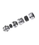 UNI-EX ATEX PRESETUPA 4F FOR ARMOURED CABLE M40X1,5