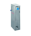 B-SMART STAINLESS STEEL AISI 316L BOLLARD FOR MOOURING WITH 2 INDUSTRIAL PrizaS+2TAPS