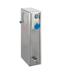 B-SMART STAINLESS STEEL AISI 316L BOLLARD FOR MOOURING WITH 2 INTERLOCKED PrizaS+2TAPS