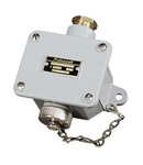 NAVE WATERTIGHT Priza-OUTLET TYPE UNAV 1435 IN BRASS ENCLOSURE WITH PRESETUPA 24X14 UNAV 1948 M24X1,5 10A 220V 2P+E IP56