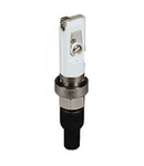 NAVE WATERTIGHT Stecher / Fisa TYPE UNAV 1437 WITH SHADE RING AND RUBBER PROTECTION SLEEVE 10A 24V 2P+E IP56