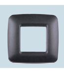 Placa ornament 3 module (1+1+1) Ardezie ECO60