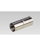 Mufa pentru  metalic din inox D.ext.32 mm cerinte mecanice extreme