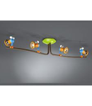 Corp iluminat pentru copii BIRDEY Aplica  Massive-Kico