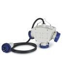 MULTI -WAY ADAPTOR IP66 16A 2P+E 230V