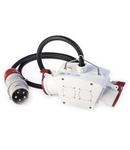 MULTI -WAY ADAPTOR IP44 32A 3P+N+E 400V
