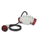MULTI -WAY ADAPTOR IP66 32A 3P+N+E 400V