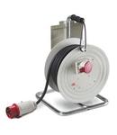 Derulator industrial IP44 16A 2P+E 230V 30m