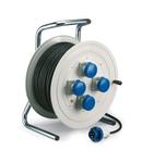Derulator industrial IP55 16A 3P+N+E 400V 30m