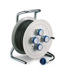 Derulator industrial IP55 16A 3P+N+E 400V 50m