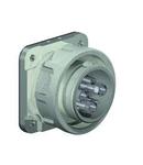 Stecher fix 370A 3P+E 1000V Crimp terminals