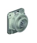 Stecher fix 250A 3P+E 1000V Crimp terminals