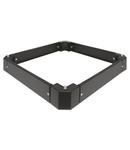 PLINTHS - Dulap Rack19''  montaj pe pardosealaS - FOR GW38451/452/453 - 600X100X600 - BLACK