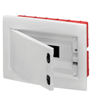 FLUSH-MOUNTING Tablou electric - WITH BLANK DOOR - 6 module IP40