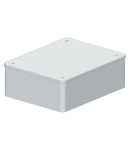 DEEP LID - FOR PT/ PT DIN AND PT GREEN WALL BOXES - 152X98 - IP40 - WHITE RAL9016