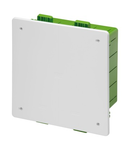 Doza legaturi incastrata  pentru gips carton - DIM. 260X260X121