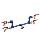 QMC16/63/63X - WATER KIT - QMC16B - 2 COCKS-BALL