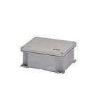 Doza de aluminiu - UNPAINTED - 155X130X58 - IP66