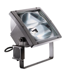 Proiector COLOSSEUM - CIRCULAR OPTIC - HOT RESTRIKE - DIFFUSED BEAM - 2000 W MN K12s/CABLE - IP66 - CLASS I - GRAPHITE GREY