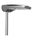Lampa stradala LED STREET [O3] - 2x16 LED - ST2 - STAND ALONE/Dimabil 1-10 V - 4000 K (CRI 70) - 700 mA - 220/240 V-50/60 Hz - IP66 - CLASS II - GRAPHITE/ALUMINIUM
