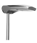 Lampa stradala LED STREET [O3] - 3x16 LED - ST2 - STAND ALONE/Dimabil 1-10 V - 4000 K (CRI 70) - 700 mA - 220/240 V-50/60 Hz - IP66 - CLASS II - GRAPHITE/ALUMINIUM