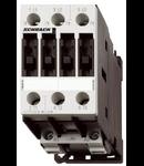 Contactor 4kW/400V  AC230V Schrack