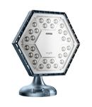Corp de iluminat supendat pentru hala ESALITE PL - 16K - ELLIPTICAL OPTIC - DALI - 4000 K (CRI 80) - IP66 - CLASS I - BLUEGREEN
