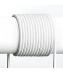 FIT 3x0,75 PPM textile cable alb