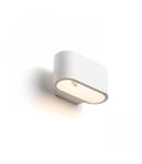 GAN Corp de iluminat aplica plaster 230V G9 33W