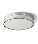 GRANDE LED 35 Plafoniera  opal-colored sticla/crom 230V LED 24W IP44 3000K