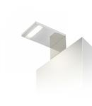 PARIS pentru cabinets crom 230V LED 3W 120° IP44 3000K
