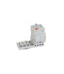 Add-on module DX³ - 4P 400 V~ - 40 A - 300 mA - A type - pentru 1 module DX³ MCB