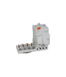 Add-on module DX³ - 4P 400 V~ - 63 A - 30 mA - Hpi type - pentru 1 module DX³ MCB