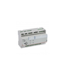 Bacnet room controller unit cu 8 inputs and 10 outputs pentru hotel room management - 8 DIN module