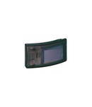 Sonerie BELL push cu illuminated label holder - surface-mount 230 V-2 A -IP30 -classII